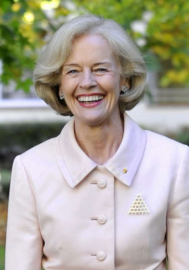 Quentin Bryce will take up the post in September, Prime Minister Kevin Rudd said. Photo: ALAN PORRITT, AFP/Getty Images