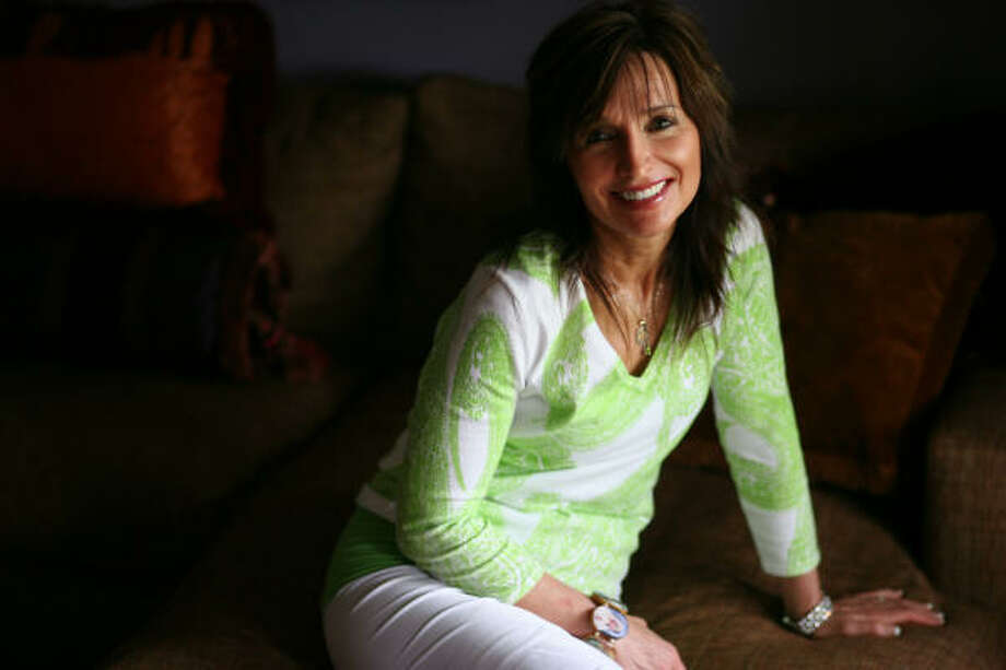 Mary Jo Rapini, a therapist who specializes in sex counseling, makes a distinction between intimacy and sex. Photo: Sharon Steinmann, Chronicle