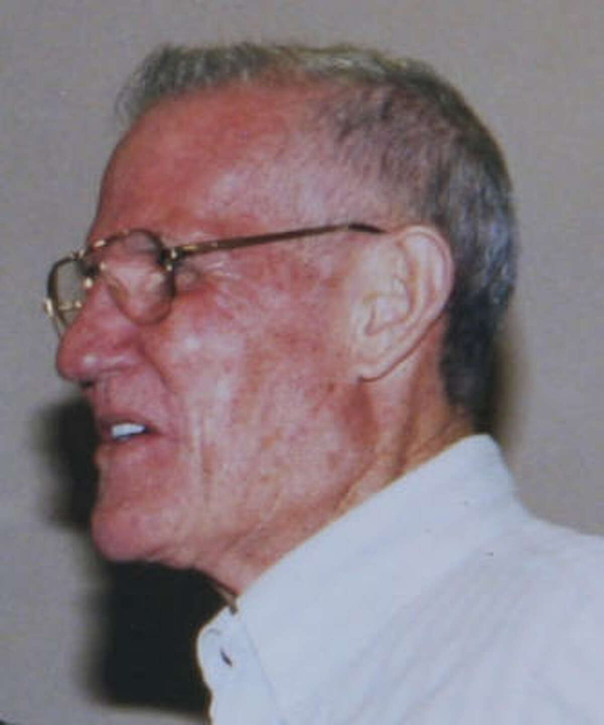George Helmond, 72, died Sept. 12 while trying to escape the storm in his pickup.