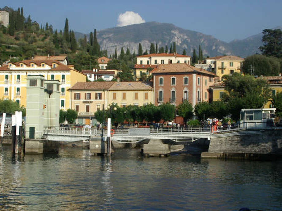 PIAZZA CAVOUR: This central lakeside square welcomes visitors to the city of Como. Photo: Italian Government Tourism Board