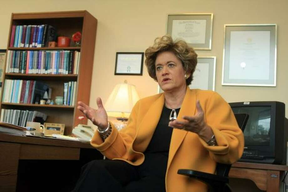 Incoming Travis County District Attorney Rosemary Lehmberg has presided over every major division in the office. Photo: JACK PLUNKETT, ASSOCIATED PRESS