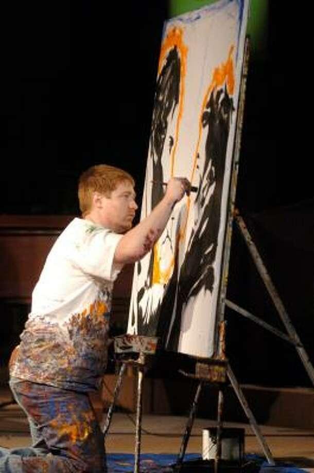 Resultado de imagen de mike lewis, painter