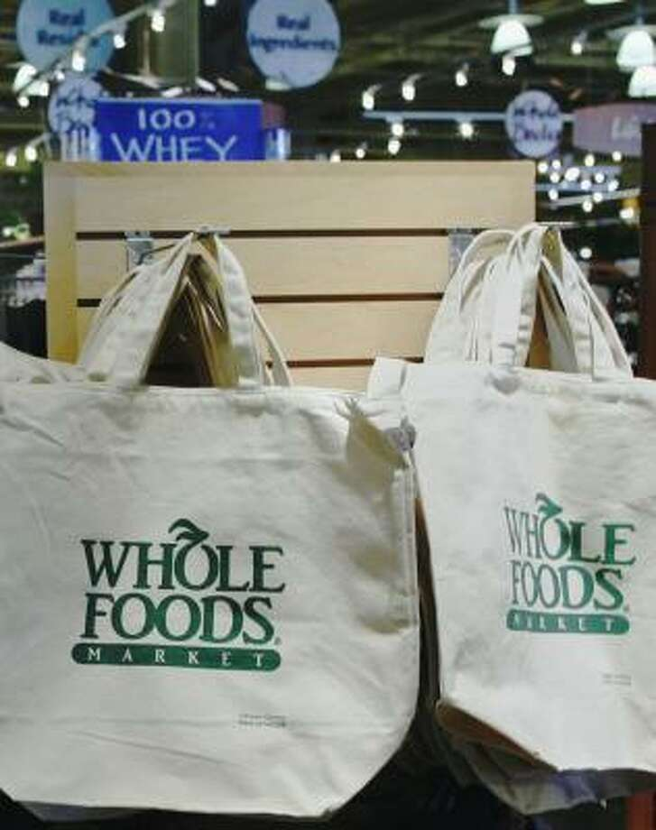 Whole Foods To Dispose Of Plastic Bags At Checkout Houston