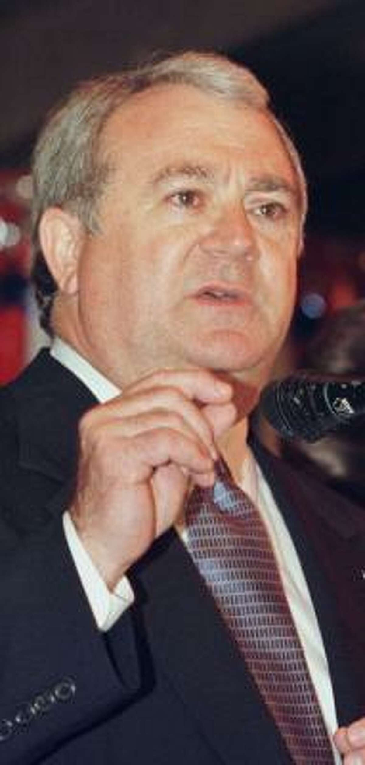 Jim Mattox served in Congress before winning two terms as Texas attorney general in the 1980s.
