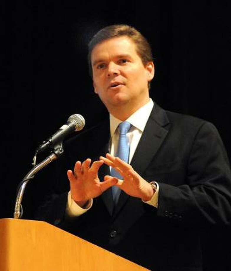 Peter Huntsman, President of the Huntsman Corporation. Photo: David Hopper, For The Chronicle