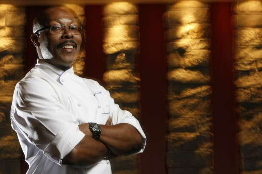 Robert Gadsby, chef of the new Japanese-French fusion restaurant, Soma. Photo: Johnny Hanson, Chronicle