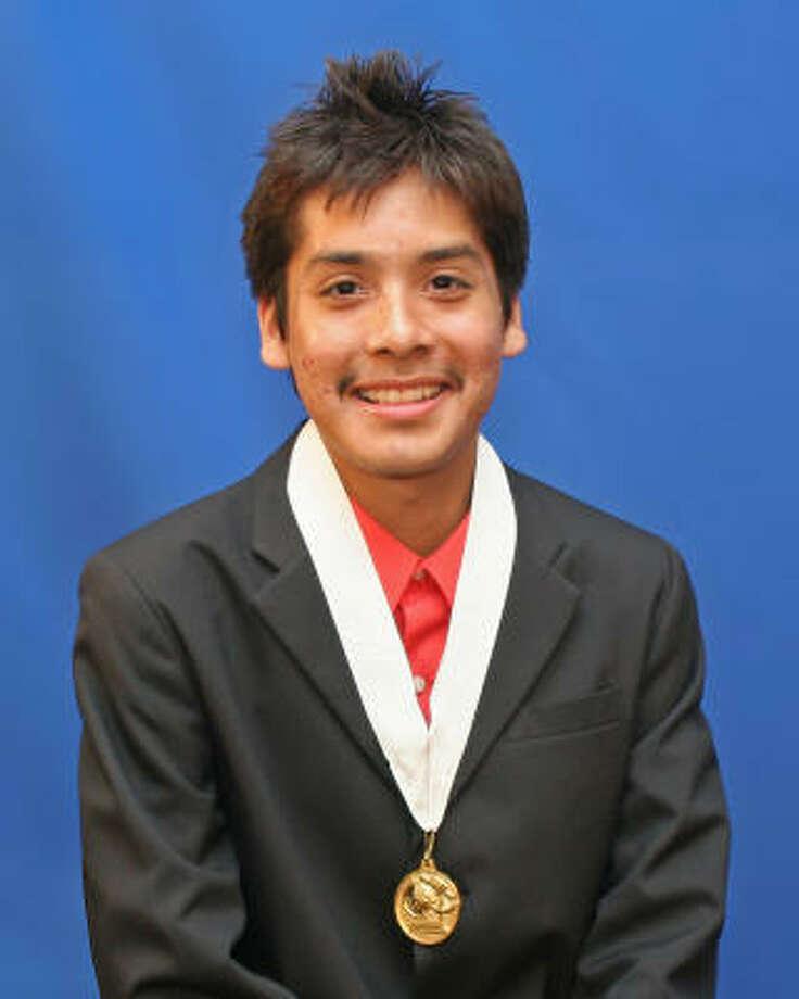 Yates Class Of 2008 Valedictorian Edgar Lira Will Attend The University Texas At Austin