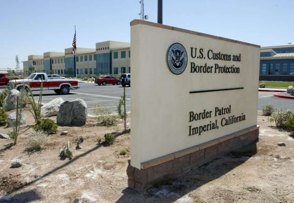 The U.S. Border Patrol's new sector headquarters boosts Imperial County, Calif. The agency's growth to more than 17,000 agents - nearly double from eight years ago - has swelled towns along the 1,952-mile border with Mexico.