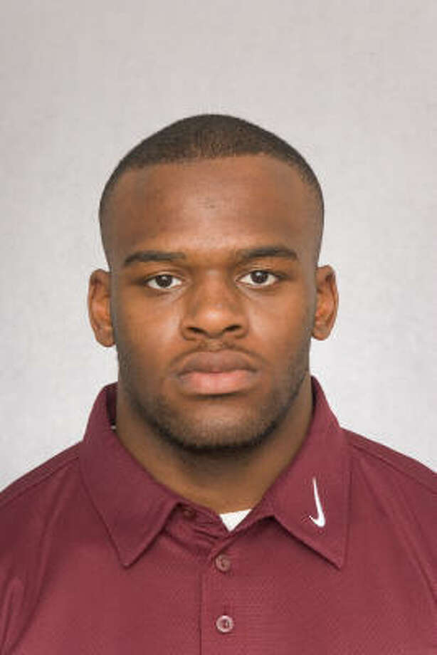 Former Texas A&M running back Cornell Tarrant transferred to Stephen F. Austin, where he'll have three years of eligibility remaining. Photo: Special To The Chronicle