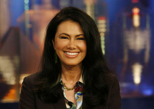 Lucy Noland was co-anchor of KHOU 11's 5 and 10 p.m. newscasts from 2007 to 2011. She left Houston to work at KNBC in Los Angeles. After about two years at that station, she left to spend more time with her family. Photo: Kevin Fujii, Houston Chronicle