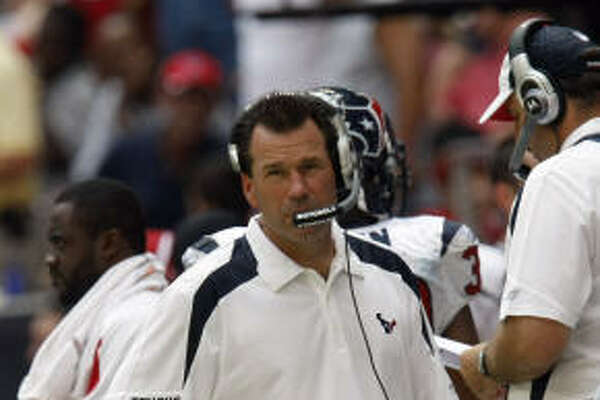 Texans head man Gary Kubiak owns the third-worst mark among the still-employed NFL coaches hired in 2006.