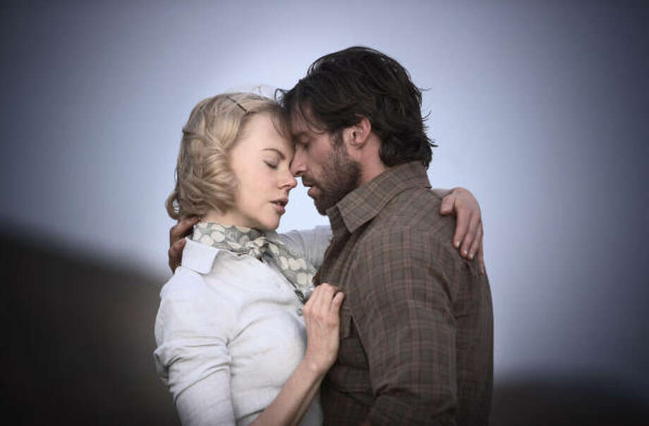 Sarah (Nicole Kidman) and Drover (Hugh Jackman) find adventure and romance during their fateful journey across Australia. Photo: James Fisher