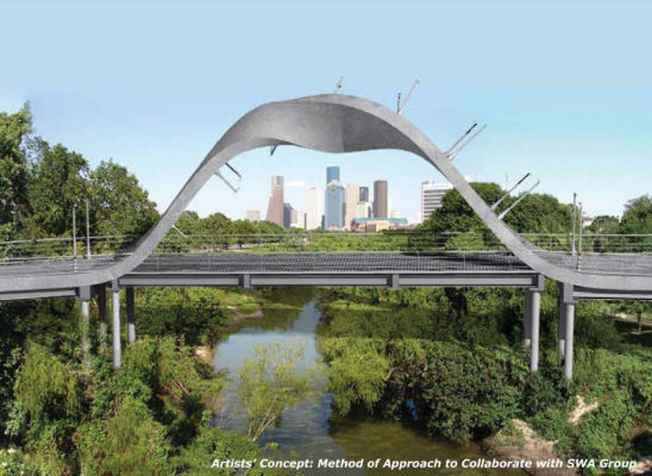 The proposed Tolerance Bridge. Photo: Artist's Rendering