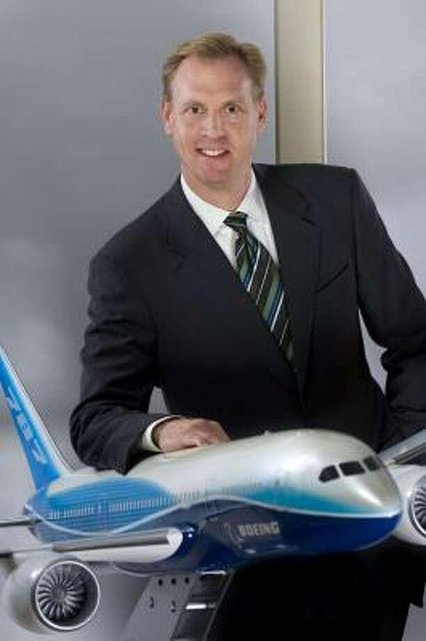Patrick Shanahan Photo: Marian Lockhart The Boeing Compa, AP