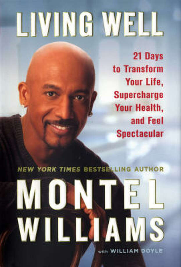 Montel Williams says his new, healthy lifestyle has worked. Photo: New American Library