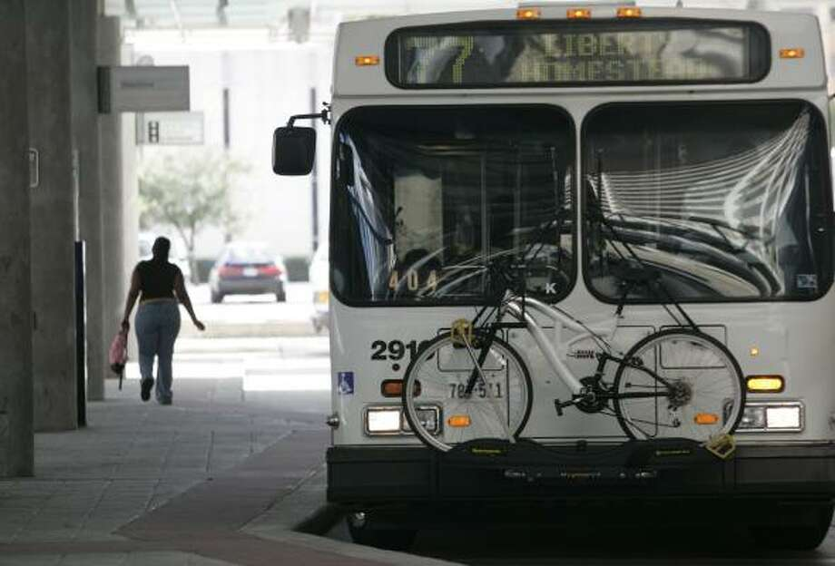 Some wonder if Metro buses can handle surge of cyclists