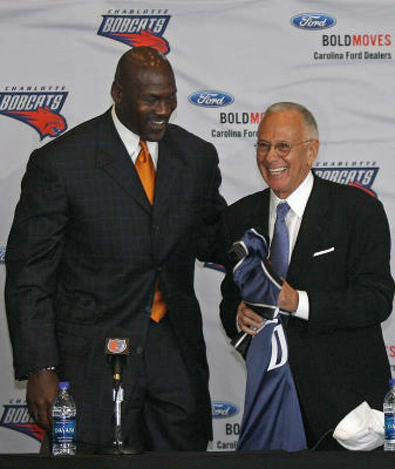 Image result for larry brown michael jordan
