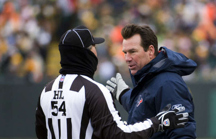 Gary Kubiak has an 8-4 record in December during his head coaching career. Photo: Smiley N. Pool, Houston Chronicle