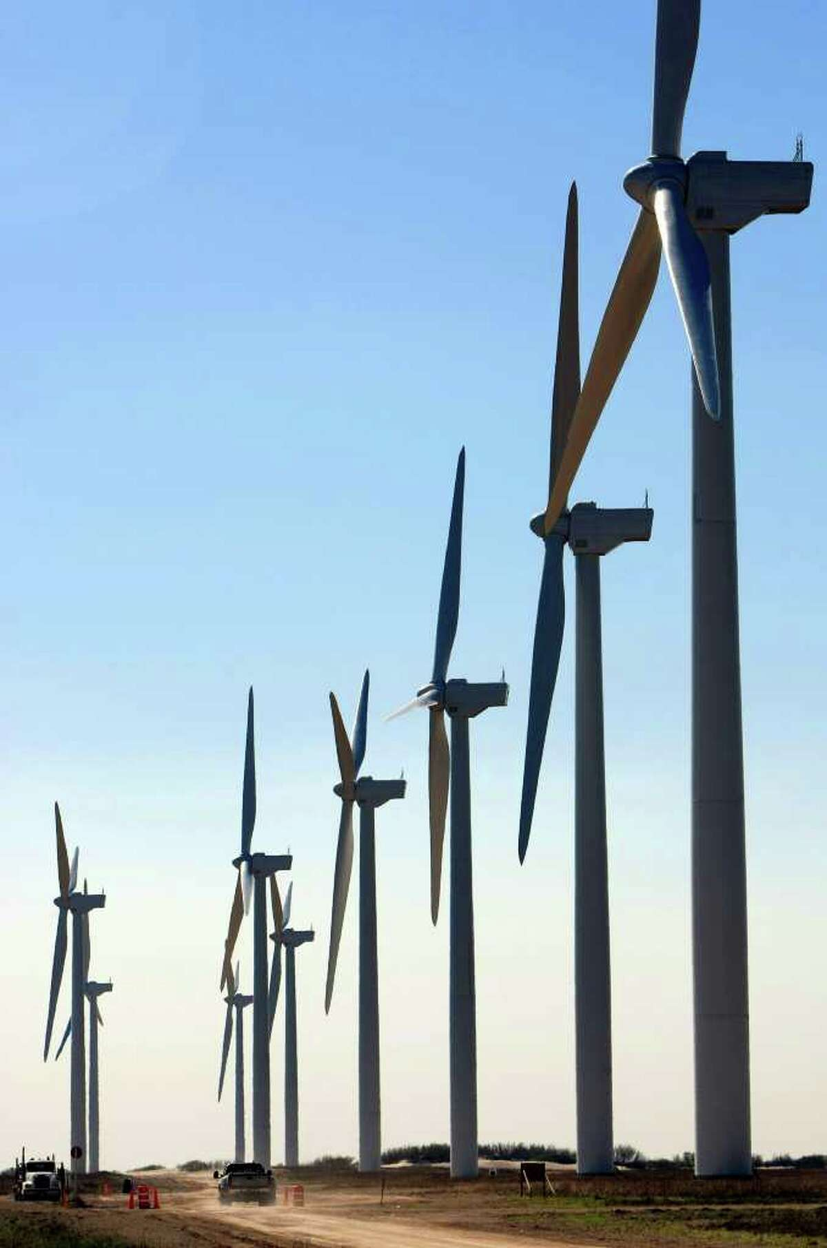 When the new project begins, most of CPS Energy's wind power will come from the Gulf Coast.
