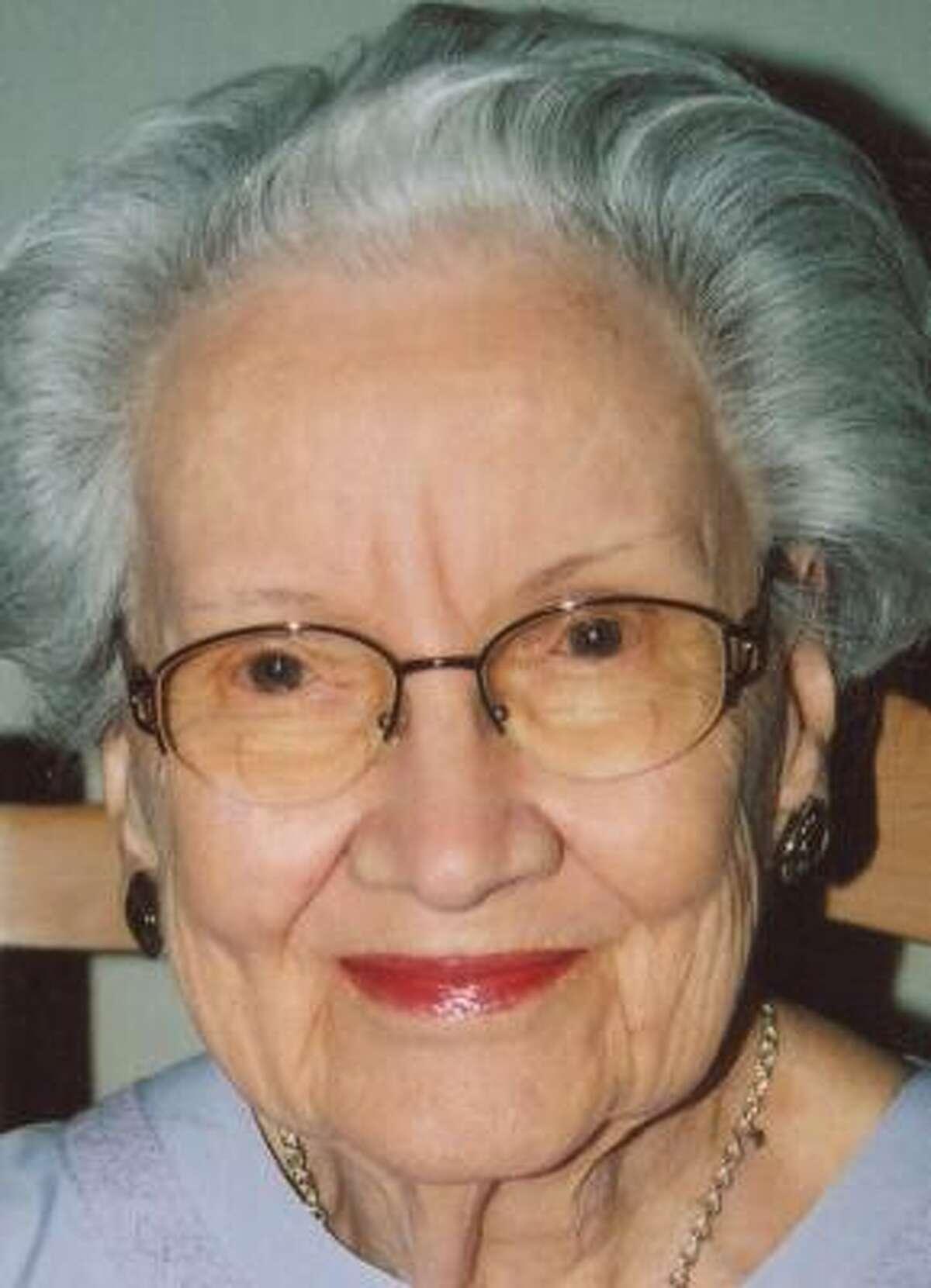 Beulah Berry, former HISD teacher.