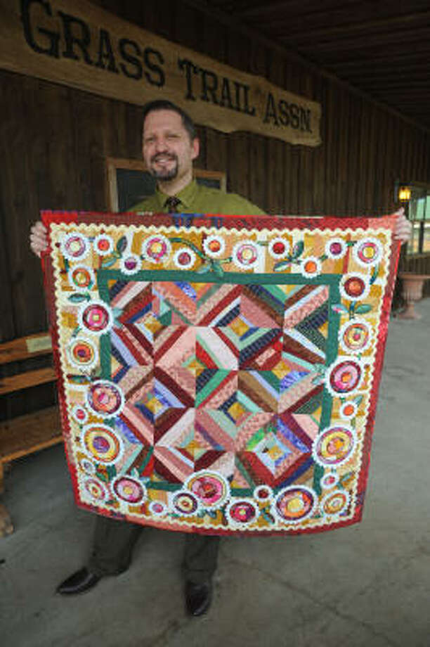 Katy resident stands out in quilt guild - Houston Chronicle : houston quilt guild - Adamdwight.com