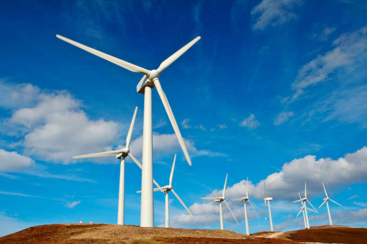 New projects in renewable energy, such as wind power turbines, become less attractive as the cost of conventional fuel-fired generation drops along with oil and natural gas prices.