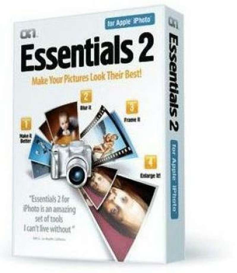 Essentials 2 for Apple iPhoto includes video tutorials.