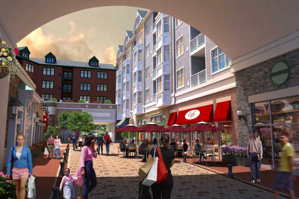 Norwalk Town Center Project Ready To Start Stamfordadvocate