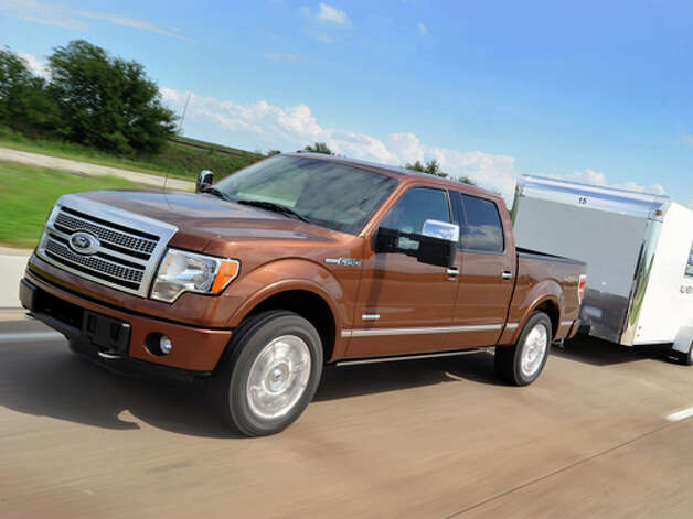 2011 Ford F-150 4x4 Supercrew (photo courtesy Ford Motor Company) Photo: Ford / © 2010 Ford Motor Company