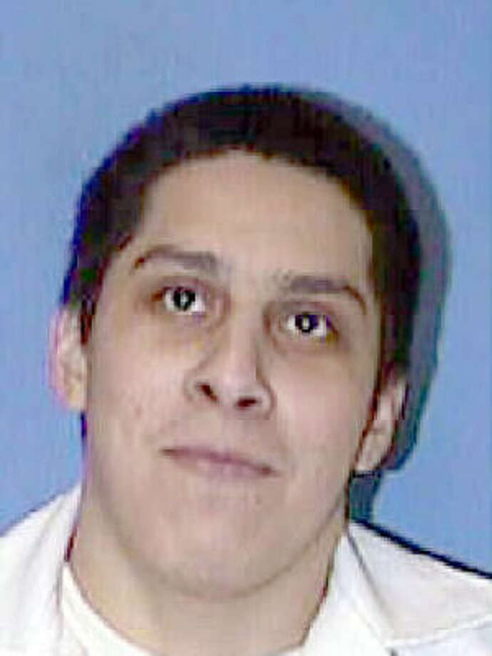 This undated photo released by the Texas Department of Criminal Justice shows death row inmate Jose Medellin. Photo: AP
