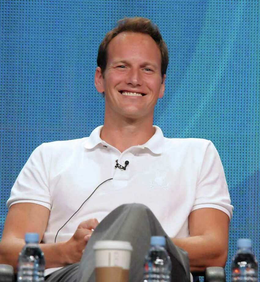 "Actor Patrick Wilson speaks during a panel at the The Television Critics Association 2011 Summer Press Tour in Beverly Hills, Calif. on Wednesday, Aug. 3, 2011. Wilson stars in the television series ""A Gifted Man"" on CBS. Photo: AP"