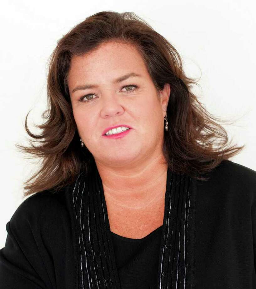 """Comedian Rosie O'Donnell poses for a portrait during The Television Critics Association 2011 Summer Press Tour in Beverly Hills, Calif. on Friday, July 29, 2011. O'Donnell is hosting the new talk show """"The Rosie Show"""" on the Oprah Winfrey Network. Photo: AP"""