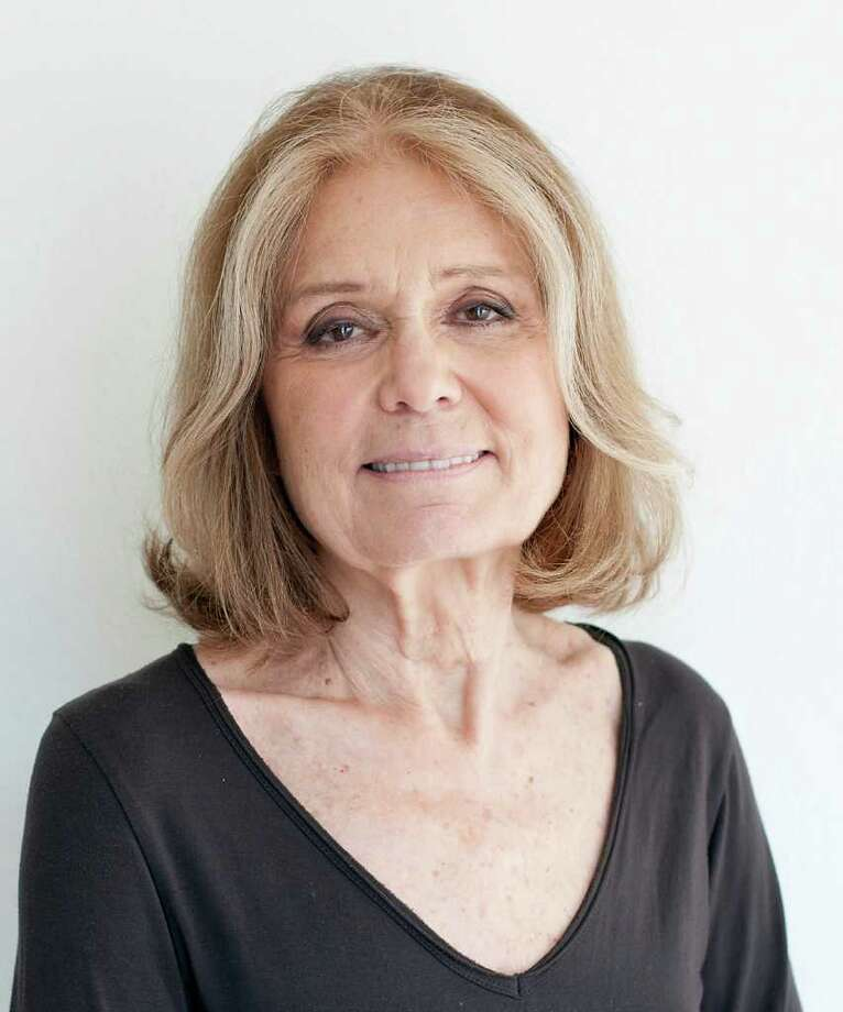 "Activist Gloria Steinem poses for a portrait at the The Television Critics Association 2011 Summer Press Tour in Beverly Hills, Calif. on Thursday, July 28, 2011. Steinem is profiled in the upcoming documentary ""In Her Own Words"" on HBO. Photo: AP"