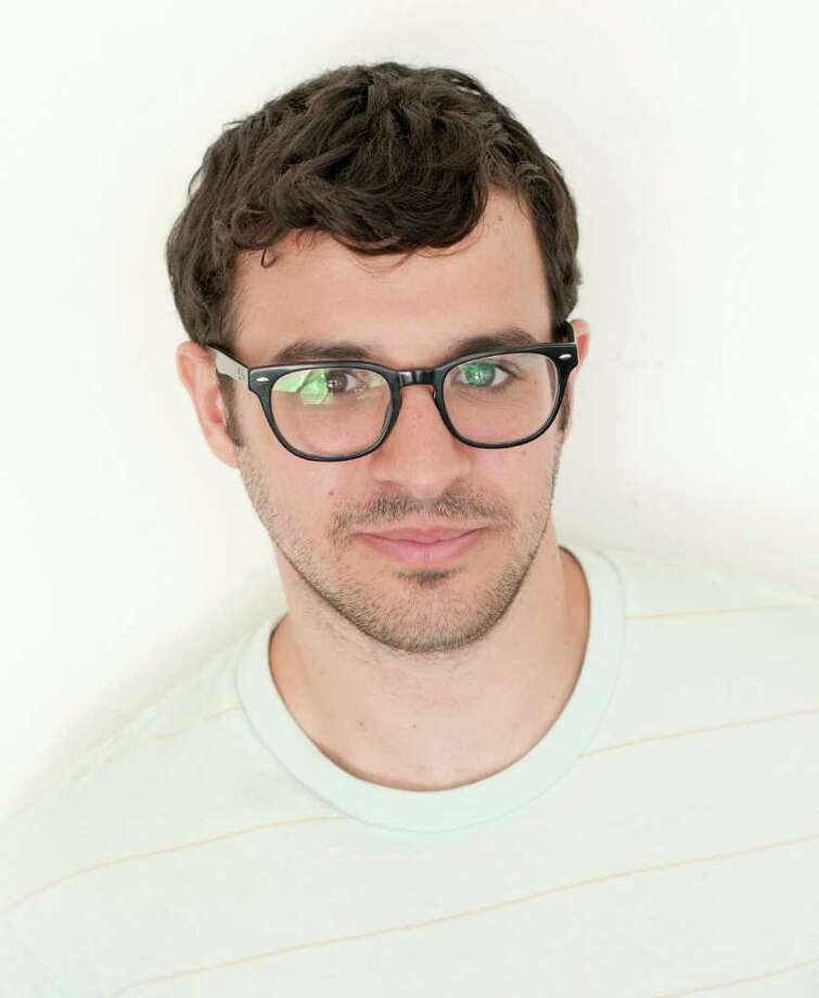 "Actor Simon Bird poses for a portrait during The Television Critics Association 2011 Summer Press Tour in Beverly Hills, Calif. on Thursday, July 28, 2011. Bird is starring in the upcoming television series ""Friday Night Dinner"" on the BBC. Photo: AP"