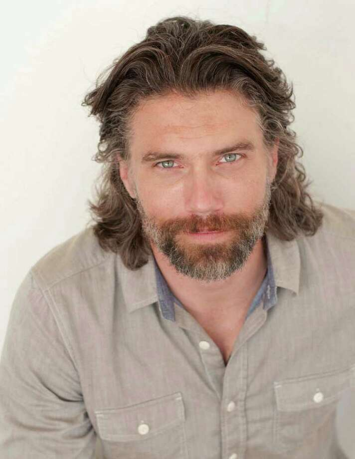 "Actor Anson Mount poses for a portrait during The Television Critics Association 2011 Summer Press Tour in Beverly Hills, Calif. on Thursday, July 28, 2011. Mount is appearing in the upcoming television series ""Hell on Wheels"" on AMC. Photo: AP"