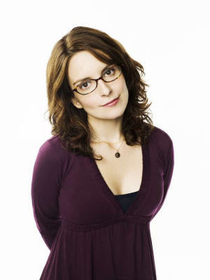 Tina Fey is the writer and producer of 30 Rock and also plays Liz Lemon on the show. Photo: Mary Ellen Mathews, NBC Universal, Inc.