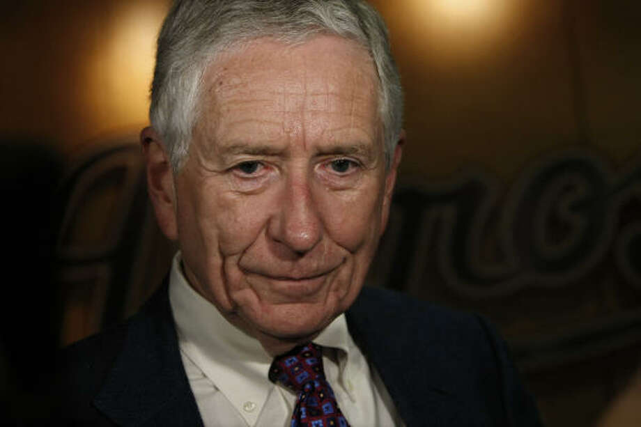Owner Drayton McLane hopes the Astros can build on last season's second-half success. Photo: Johnny Hanson, Chronicle
