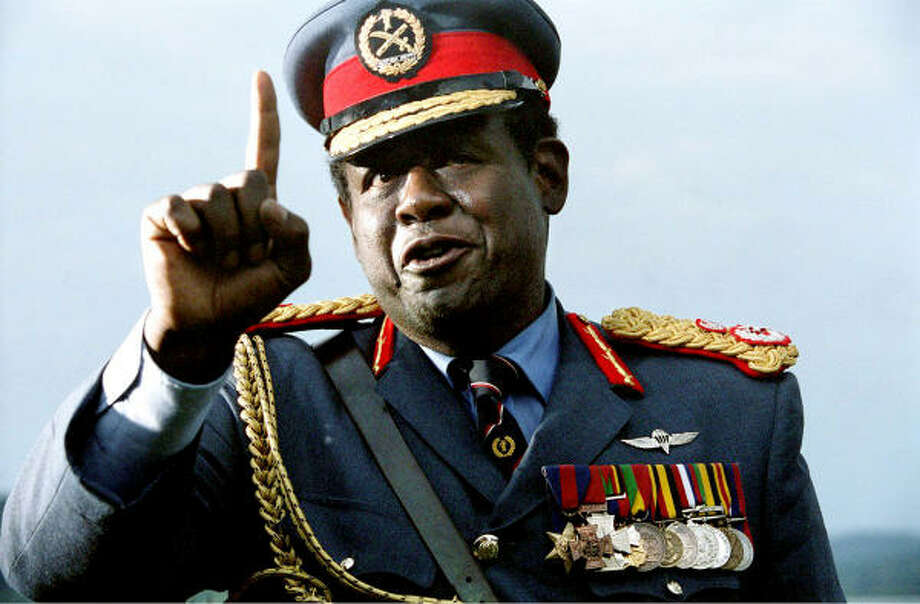 Forest Whitaker stars as Idi Amin in The Last King Of Scotland. Photo: Fox Searchlight Pictures