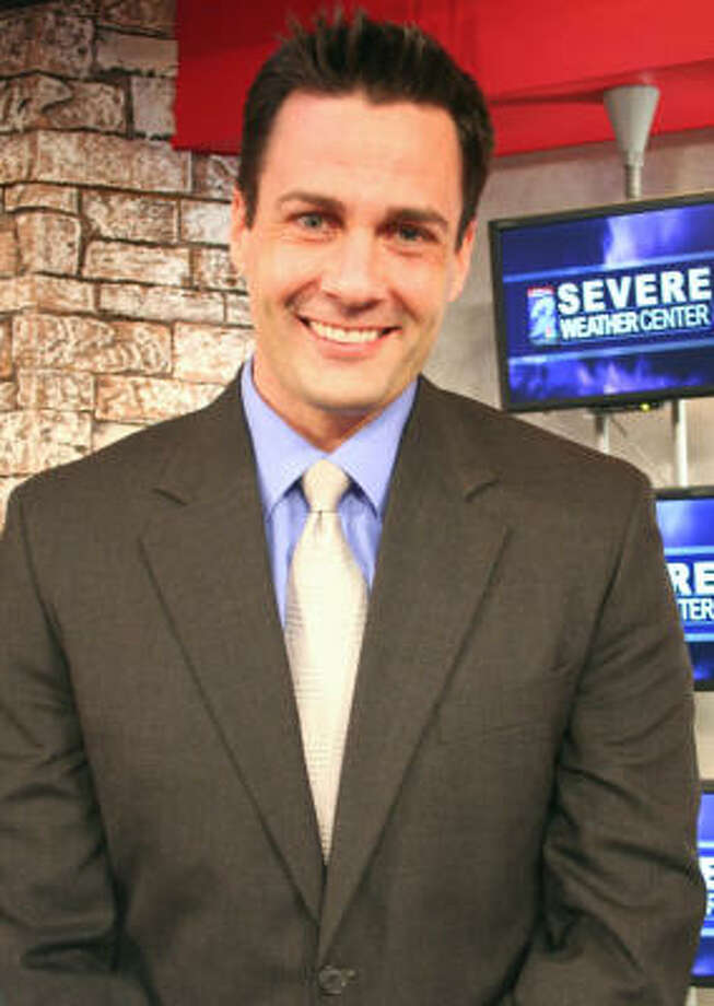 KPRC meteorologist Eric Braate is under self-quarantine for possible exposure to the coronavirus after returning from a trip to Asia, according to a report on KPRC2. Photo: Courtesy Photo