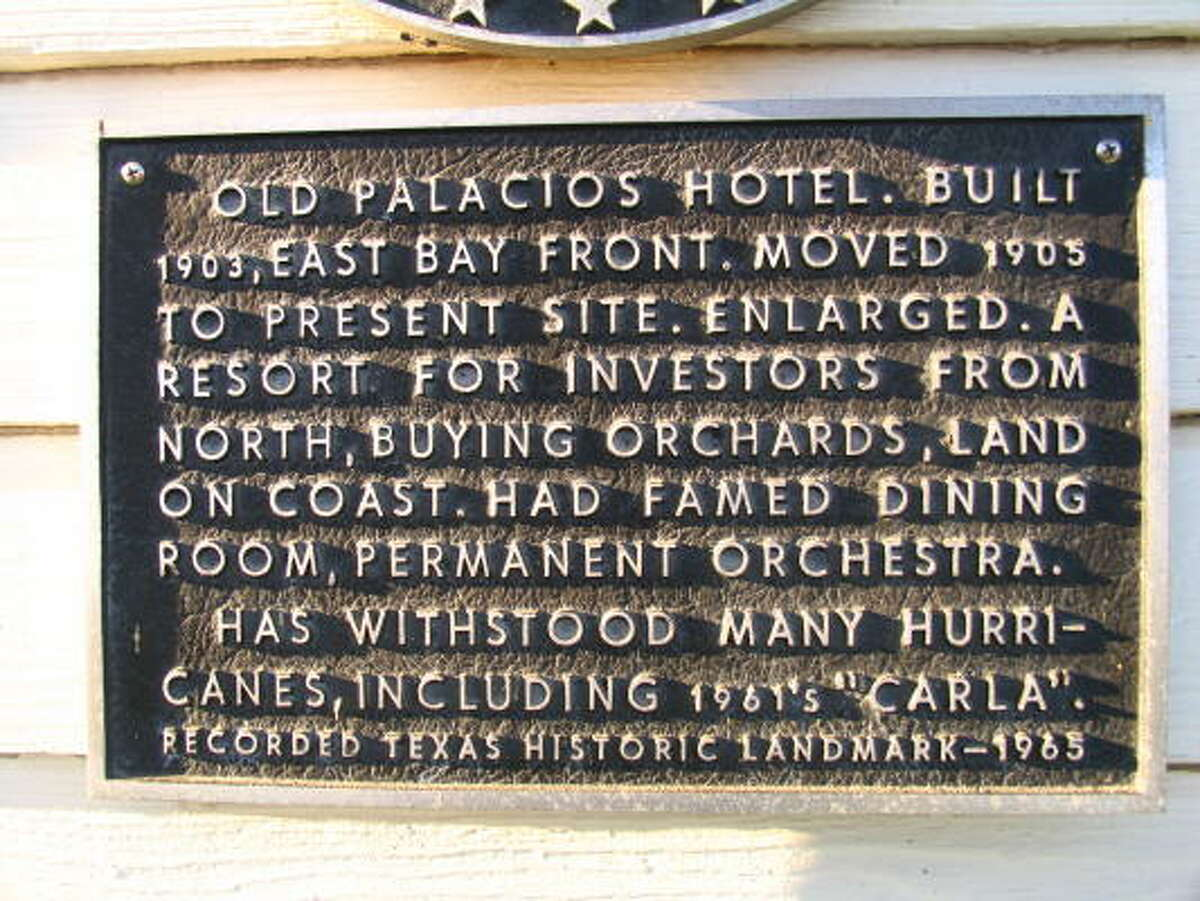 An historic landmark, the Luther Hotel has had many names, many ups and downs.