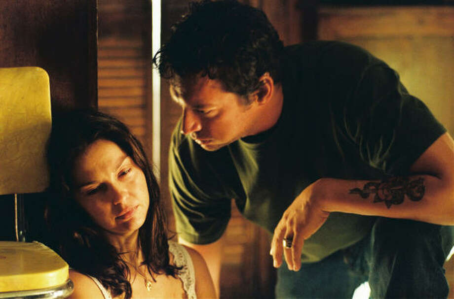 Ashley Judd and Harry Connick Jr. star in Bug. Photo: Lionsgate Films