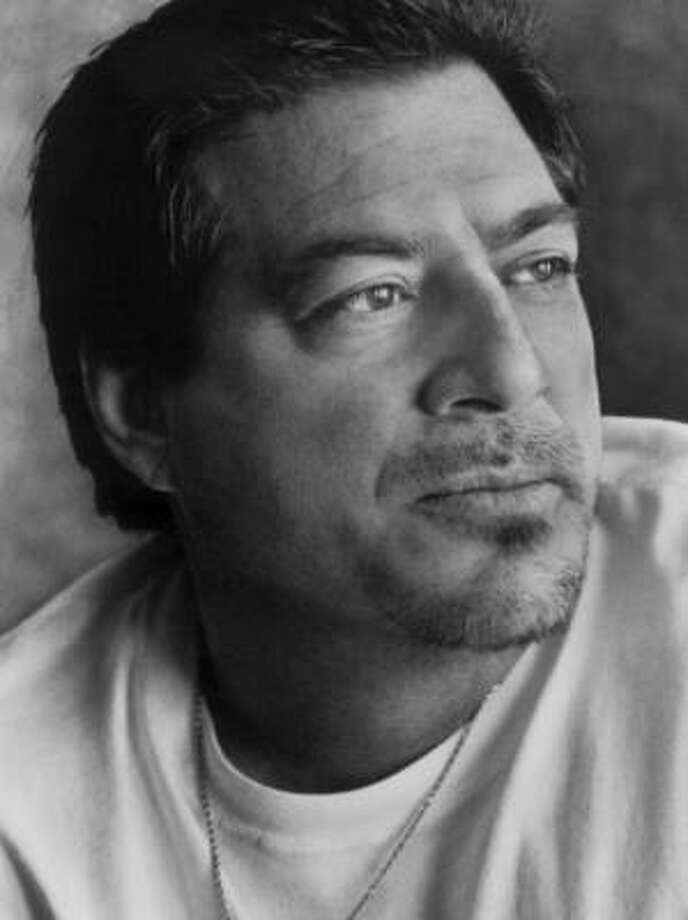 Dagoberto Gilb:  His works include the short story collection The Magic of Blood. Photo: Marion Ettlinger, Grove Press