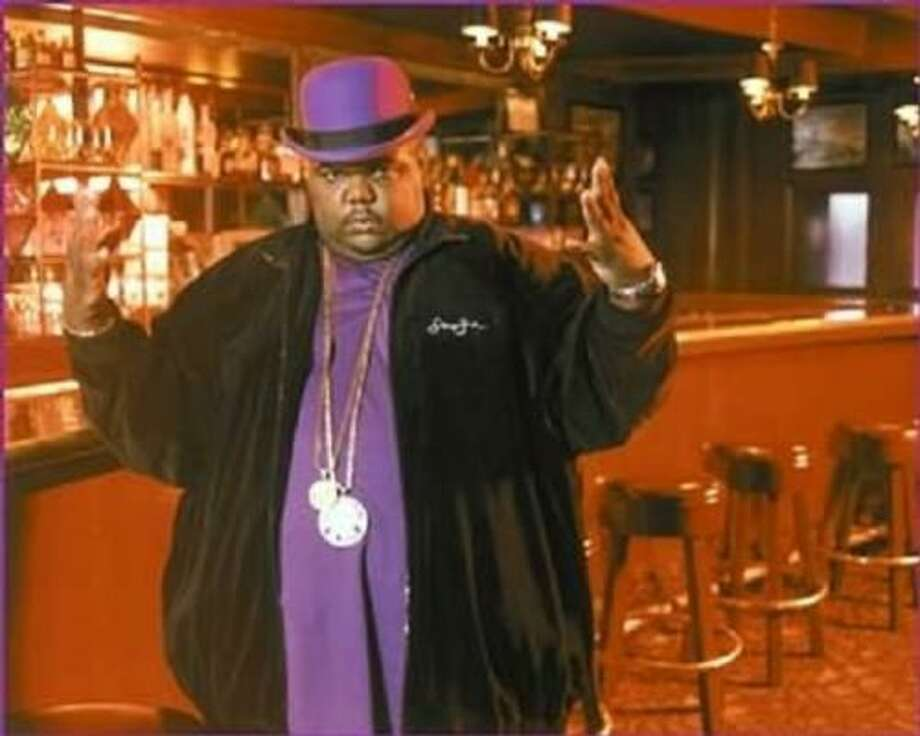 Big Moe was a member of the late DJ Screw's rap collective the Screwed Up Click. Photo: Handout