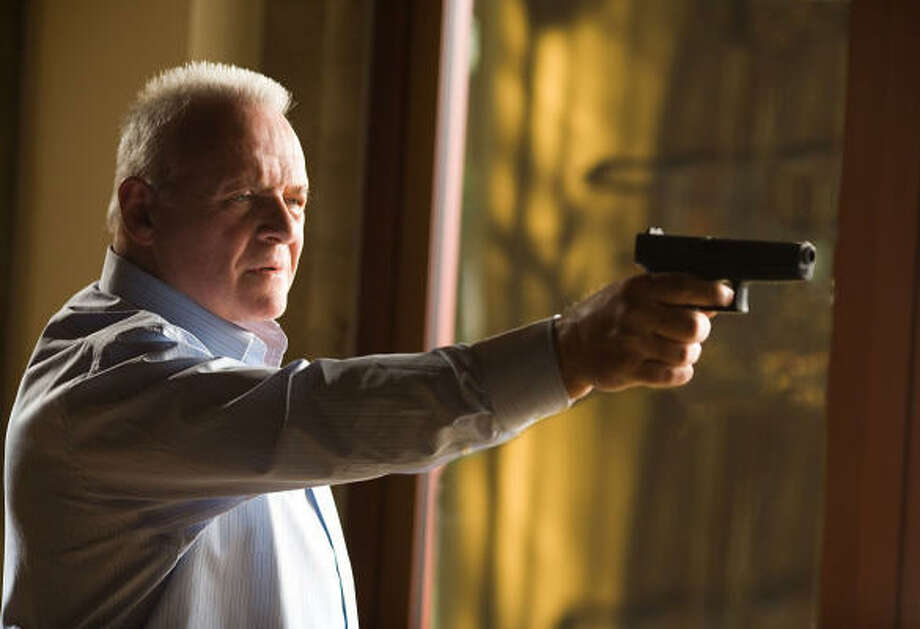 In Fracture, Ted Crawford (Anthony Hopkins) messes with the mind of the assistant district attorney. Photo: Courtesy Photo