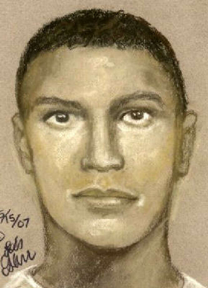 Composite sketch of suspect wanted for burglary with intent to commit sexual assault. Photo: Criticalreach.org