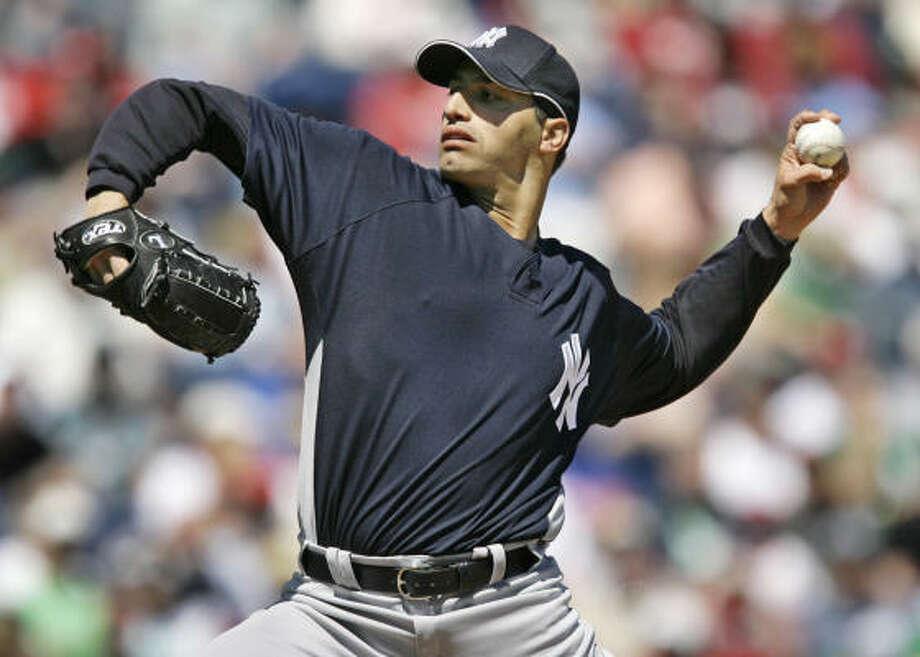 Yankees feel like home to Pettitte - Houston Chronicle