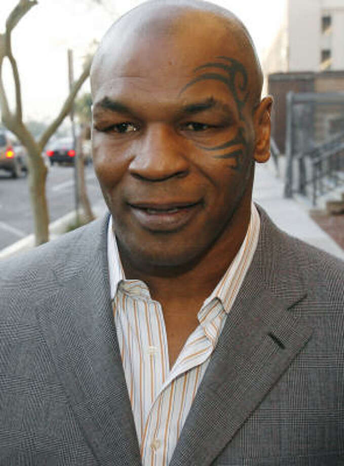 boxer mike tyson wants to act in bollywood movies houston chronicle