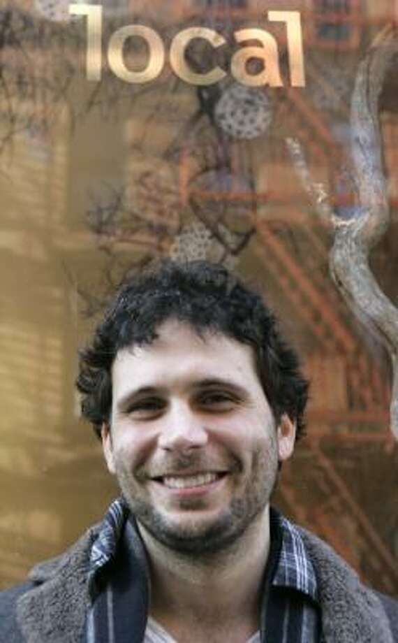 Jeremy Sisto will join Law & Order as Detective Cyrus Lupo for the show's 18th season. Photo: MARY ALTAFFER, ASSOCIATED PRESS