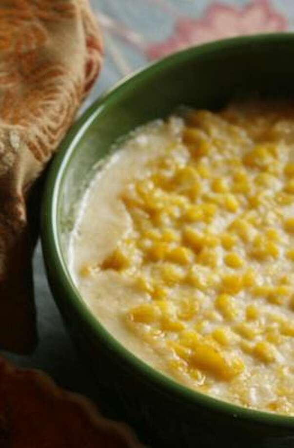 Best Creamed Corn. Photo: Billy Smith II, CHRONICLE