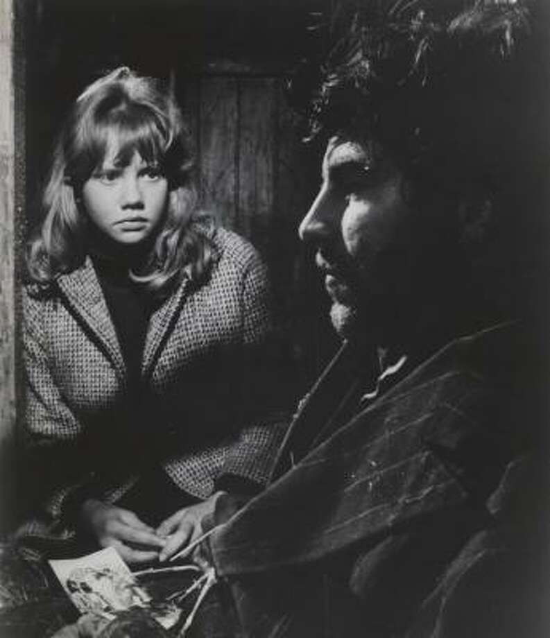 Andrew Lloyd Webber's Whistle Down the Wind is based on a 1958 novel by Mary Hayley Bell and the 1961 film version that starred Hayley Mills and Alan Bates, above. Photo: PATHE-AMERICA